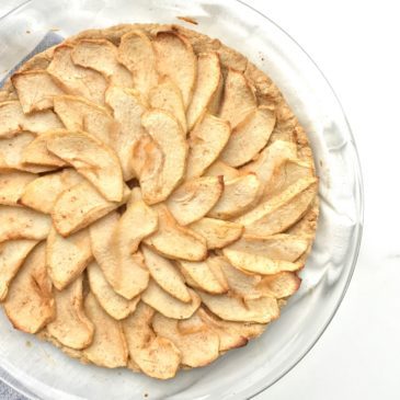 Gluten-free apple tart recipe